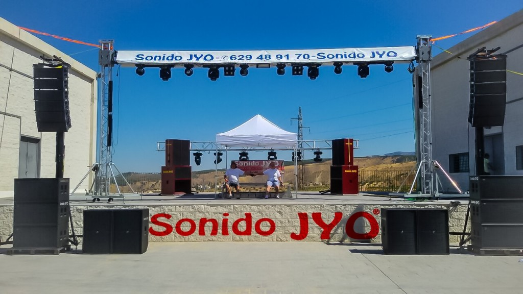 about us sonido jyo